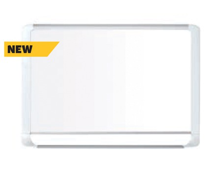 Mastervision shiny whiteboard